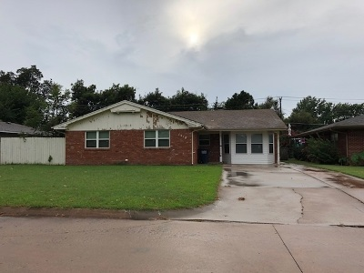 Single Family Home For Sale: 1410 Cheyenne