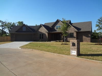 Single Family Home For Sale: 3440 Scissortail Dr