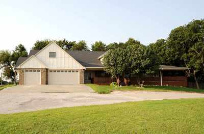 Single Family Home For Sale: 4720 N Oakwood Rd