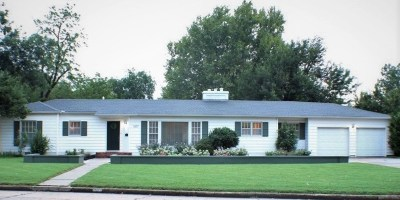Single Family Home For Sale: 1207 Sunset