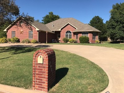 Single Family Home For Sale: 2901 Barnswallow Rd
