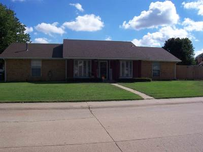 Single Family Home For Sale: 4205 Prospect Ave