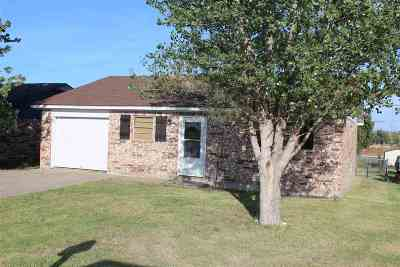 Single Family Home For Sale: 606 S Elm