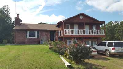 Single Family Home For Sale: 44441 S County Rd 268