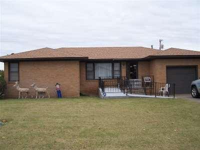 Single Family Home For Sale: 203 N Ellis