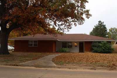 Single Family Home For Sale: 1801 S Johnson St