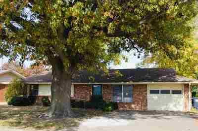 Single Family Home For Sale: 1814 Pawnee