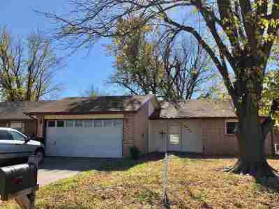 Single Family Home For Sale: 4521 Prairie