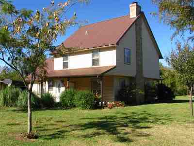 Single Family Home For Sale: 2304 Norman Rd