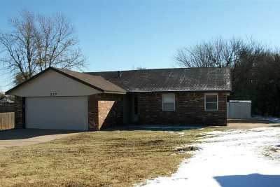 Single Family Home For Sale: 217 S Greenleaf Dr