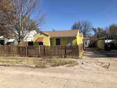 Single Family Home For Sale: 517 N 13