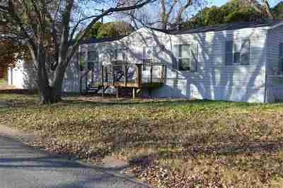 Single Family Home For Sale: 2810 Midway St