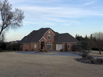 Enid  Single Family Home For Sale: 5501 Gray's Peak