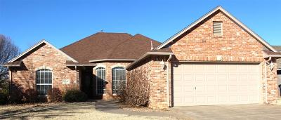 Single Family Home For Sale: 4214 Stonewall Court