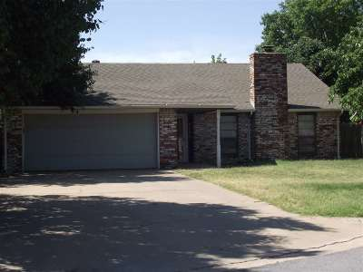 Enid OK Single Family Home For Sale: $134,900