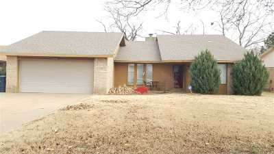 Single Family Home For Sale: 2713 Franklin