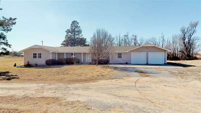 Single Family Home For Sale: 205533 E County Road 47