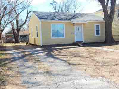 Single Family Home For Sale: 1321 N 16th