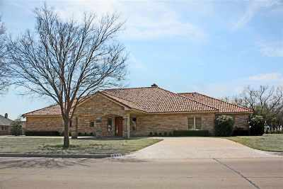 Enid Single Family Home For Sale: 3938 Rockwood