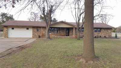 Enid Single Family Home For Sale: 4018 Ritchie