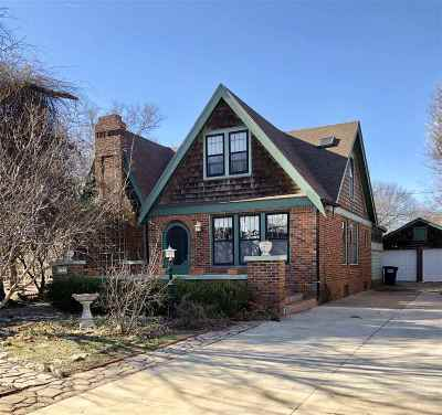 Single Family Home For Sale: 524 S Garfield St