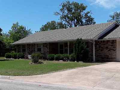 Single Family Home For Sale: 3202 Chisholm Trail