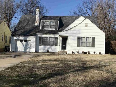 Single Family Home For Sale: 1512 Indian Drive