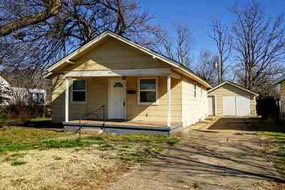 Single Family Home For Sale: 1015 N 11th