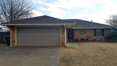 Single Family Home For Sale: 4009 Tory Circle