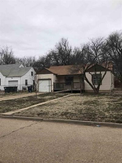 Single Family Home For Sale: 1768 E Cherokee