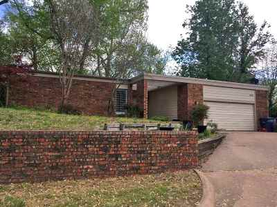 Single Family Home For Sale: 2902 Woodbriar Sq