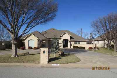 Single Family Home For Sale: 3706 Whippoorwill