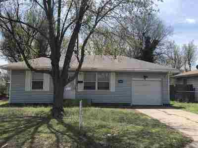Single Family Home For Sale: 2217 W Elm