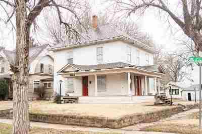 Enid Single Family Home For Sale: 1204 W Oklahoma