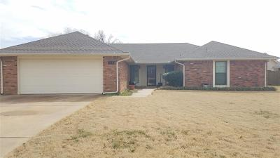 Single Family Home For Sale: 4201 Sandview