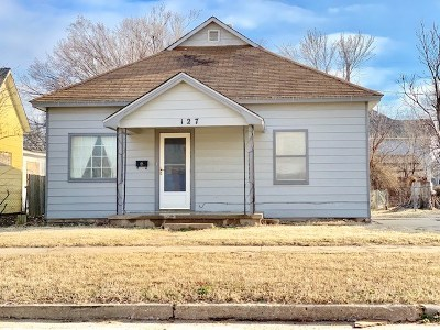 Single Family Home For Sale: 127 W Birch