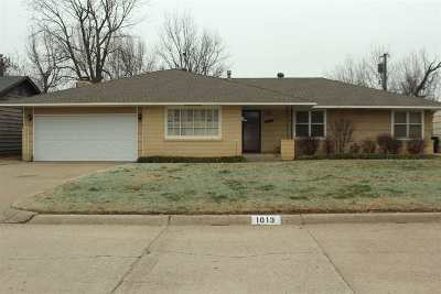 Single Family Home For Sale: 1013 S Lincoln Dr