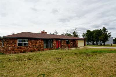Single Family Home For Sale: 1801 Norman Rd