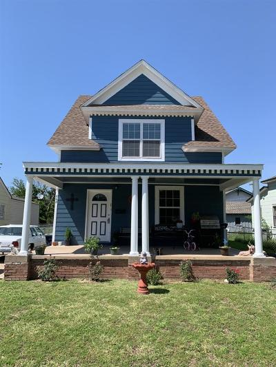 Single Family Home For Sale: 808 W Elm
