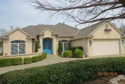 Single Family Home For Sale: 3702 Whippoorwill