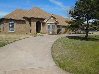 Single Family Home For Sale: 2604 Kelly Road