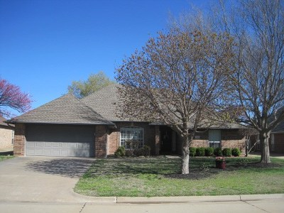 Single Family Home For Sale: 3532 North Lake Ln