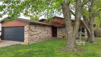 Single Family Home For Sale: 5513 Cedar Ridge