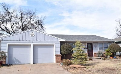 Enid Single Family Home For Sale: 2906 W Longview