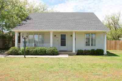 Single Family Home For Sale: 1418 S Adams St