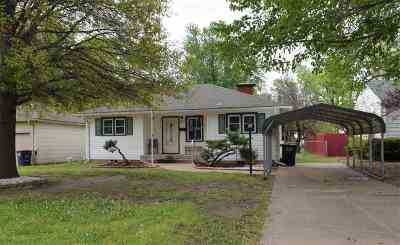 Single Family Home For Sale: 2317 W Cherokee