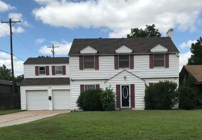 Enid  Single Family Home For Sale: 1320 W Wabash