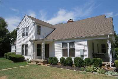 Enid Single Family Home For Sale: 5210 W Randolph