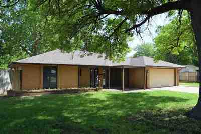 Enid Single Family Home For Sale: 931 Cardinal Pl