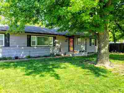 Single Family Home For Sale: 3015 N 6th